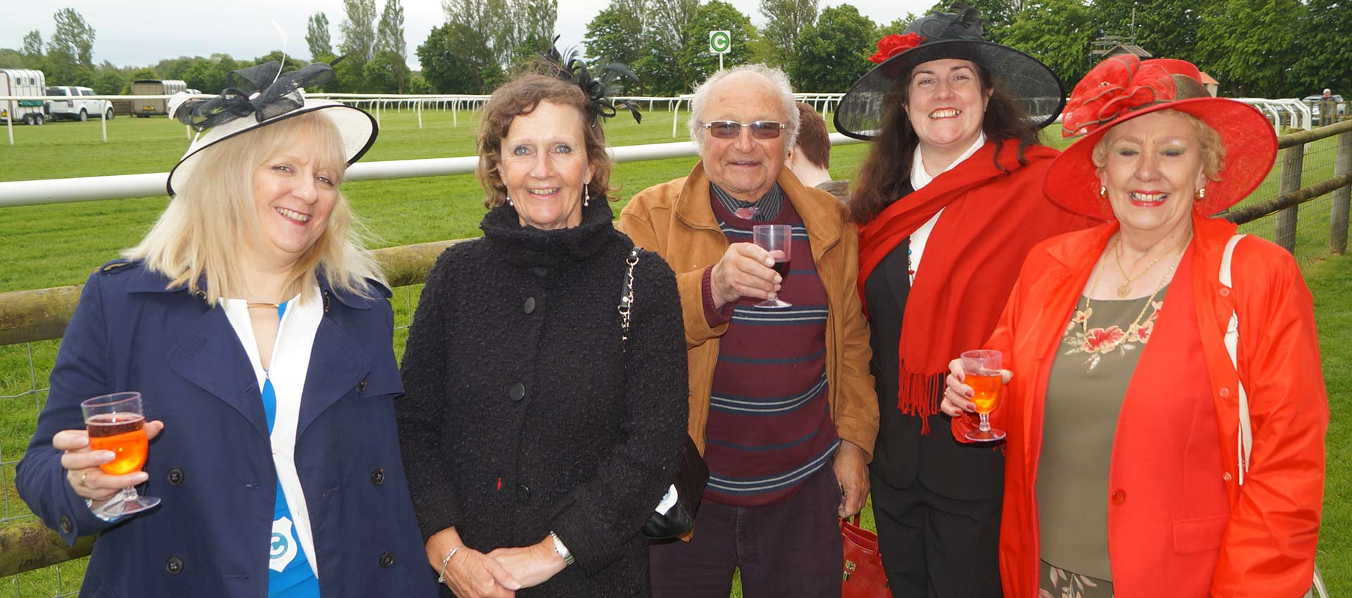 Irish Society of East Anglia day at the races